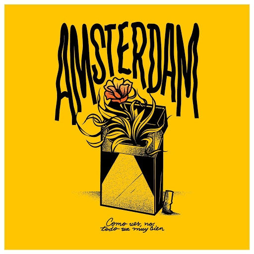 Amsterdam альбом Despierta