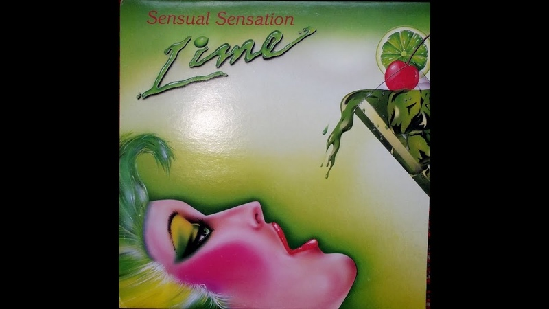 Lime, Sensual Sensation 1984 (vinyl record)