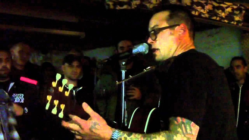 Lenny Lashley - Skinhead (Acoustic)