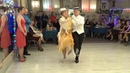 Танец матчиш на новогоднем вечере в Tango Corazon