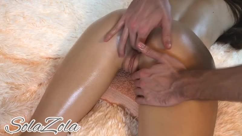 Успей увидеть , Oiled Cute Teen have Multiple Orgasms while get Massage Solazola chaturbate,