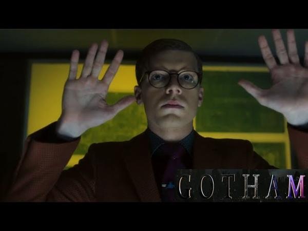 Первое появление Джеремайи Валеска | Gotham 4x17