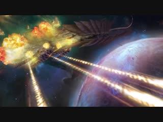 Warhammer 40.000 Gladius- Relics of War - Tyranids Trailer