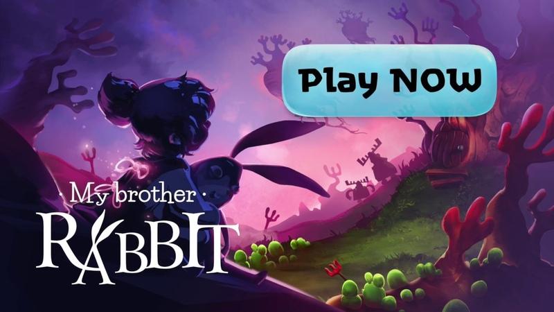 My Brother Rabbit Premium Геймплей Трейлер
