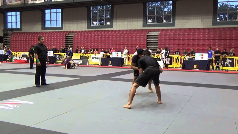 Lucas Barbosa x Tasso Rocha - Dallas No-Gi Open 2015 - Black Adult Male Open Class - Final