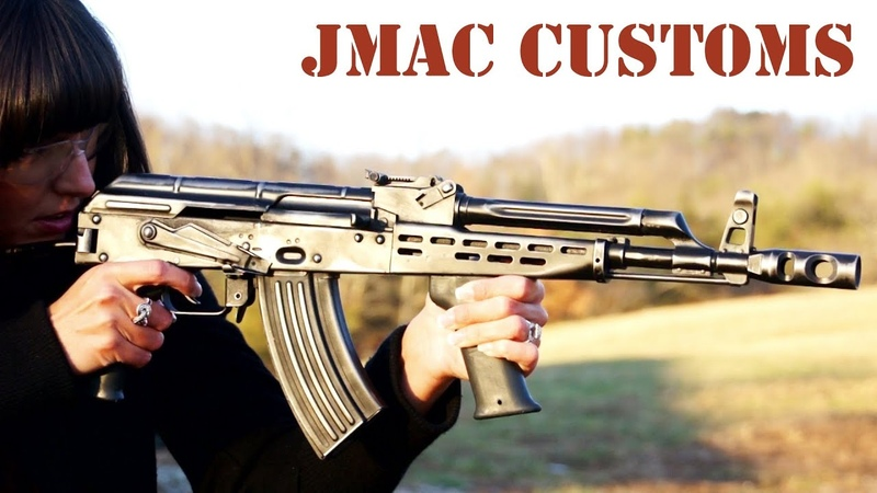 Hungarian FEG AMD-65 SBR with BFPU finish - JMac Customs