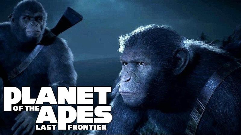 Planet of the Apes: Last Frontier - Полное Прохождение на PC