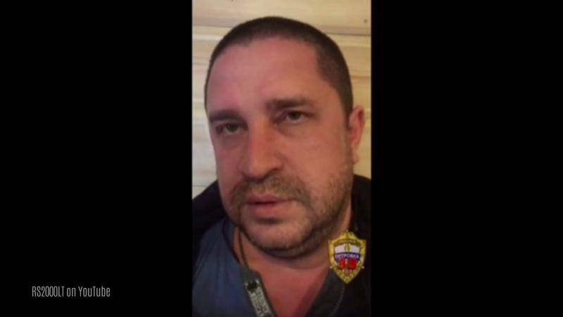 В Москве задержан вор в законе Ткач Няганский коронован Деда Хасана