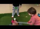 Прирождённый гольфист