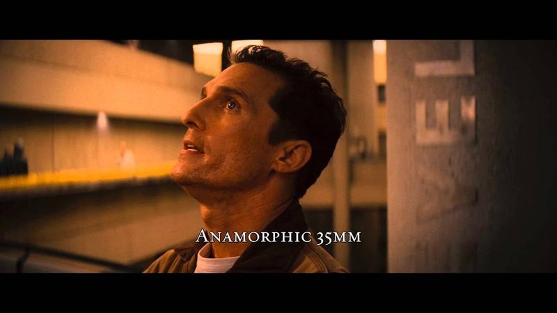 Interstellar Trailer 4k IMAX or Anamorphic Identification