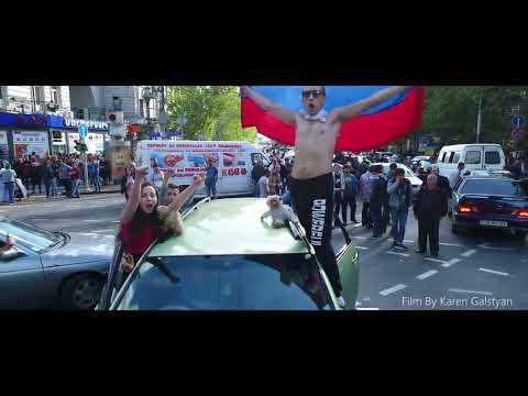 Победа революции в Армении: Премьер-министр подал в отставку. 23.04.2018