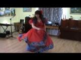 Тамара Колосова - Цыганский танец