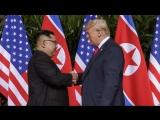 Долгожданная встреча президента Северной Кореи и США