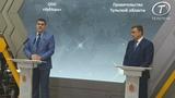 Алексей Дюмин подписал соглашение для развития аграрного сектора региона за 250 млн рублей
