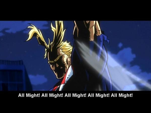 You're next! All Might stands victorious! - Boku no Hero Academia Season 3 [English Subs]