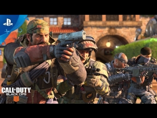 Call of Duty Black Ops 4 — This is Blackout ¦ PS4