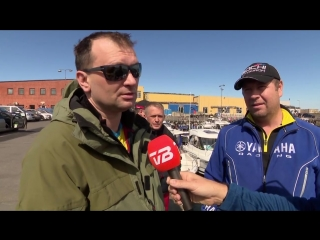 TMB 2018 Российско-украинская команда