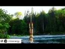 троечка полностью с платформой из розовой и желтой кожи.видео от Maddi из канады