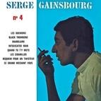 Serge Gainsbourg альбом Serge 1962 - N°4