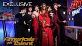 BTS and Tyra Banks Show Off Their