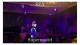 SZA - Supermodel (cover Anastasia Biryukova)