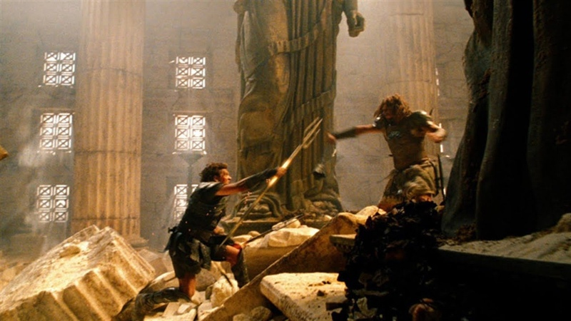 Арес против Персея (часть 1)► Гнев Титанов (2012)