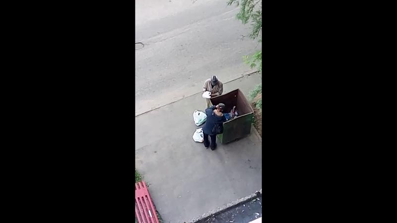 Ассенизаторы мусорных баков