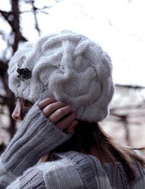 Уход за волосами зимой и поздней осенью!