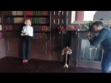 Photolime.by Профессиональные фотосессии в Минске. Бэкстейдж со съёмки бизнес-портрета