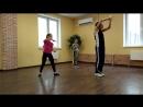 11.09.28. первое утреннее занятие утром в 10.00 до школы, группа Dance Mix