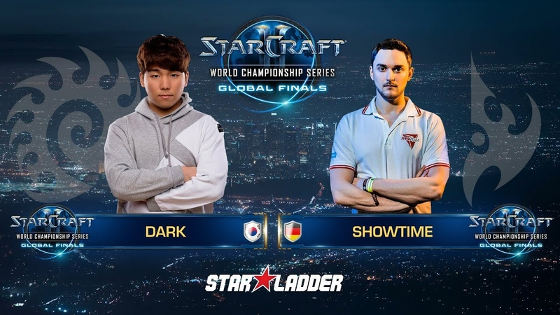 2018 WCS Global Finals Ro16, Group С, Decider Match: Dark (Z) vs ShoWTimE (P)