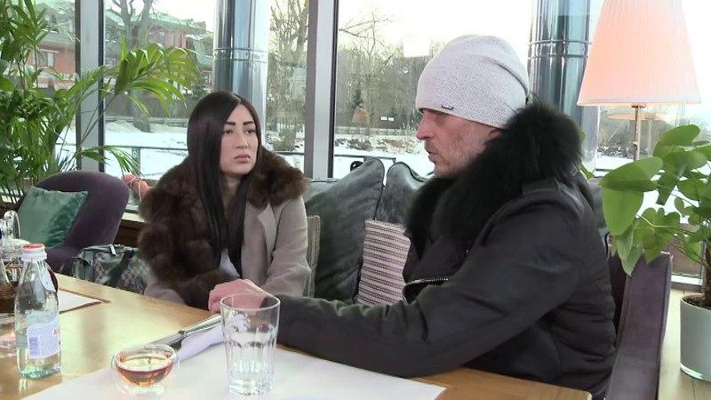 Свами Даши и Дарья воскобоева на тв3