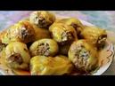ДОЛМА из болгарского перца ⁄АЗЕРБАЙДЖАНСКАЯ КУХНЯ/ Бибяр долмасы - невероятно вкусно!
