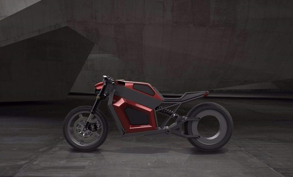 Электроцикл RMK E2