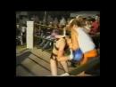 Chrissie vs Julia boxing