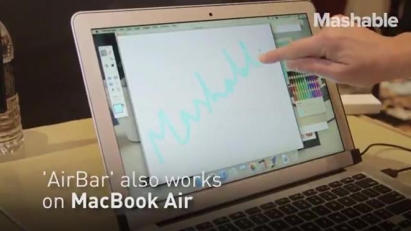 Превратите свой старый ноутбук в сенсорный экран