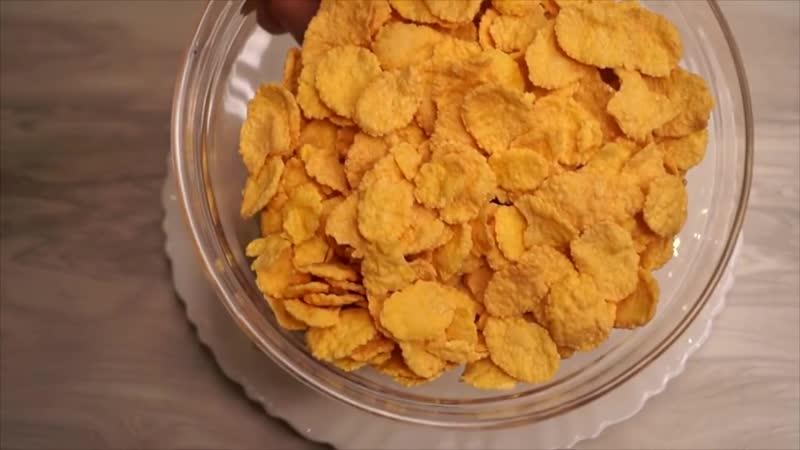 Оригинальный праздничный салат с курицей и ананасами Шишки - вкусно и красиво😍