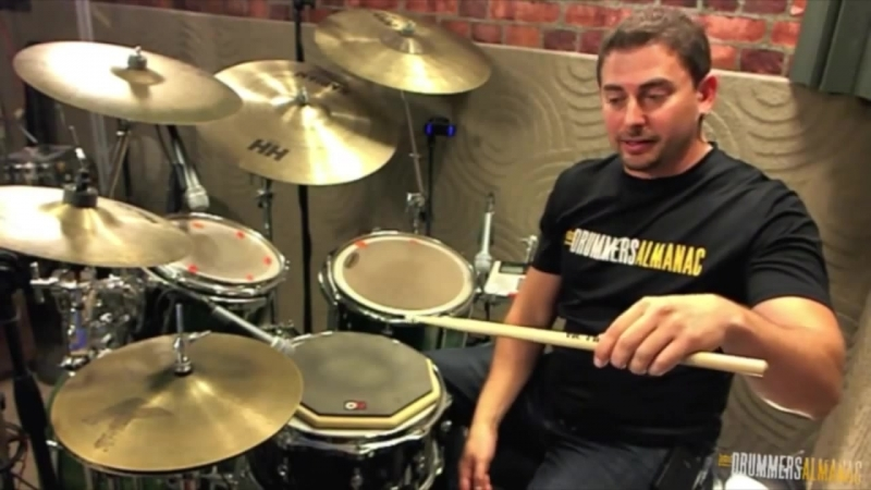 The Full Stroke - The 1 Most Important Thing To Learn On Drums