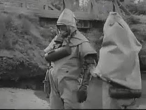 Bundeswehr Lehrfilm ABC Abwehr aller Truppen 1958 Teil 2