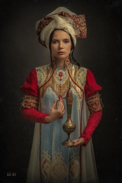 Мария Преображенская