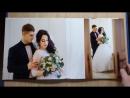 Свадебная фотокнига Владимира и Марии