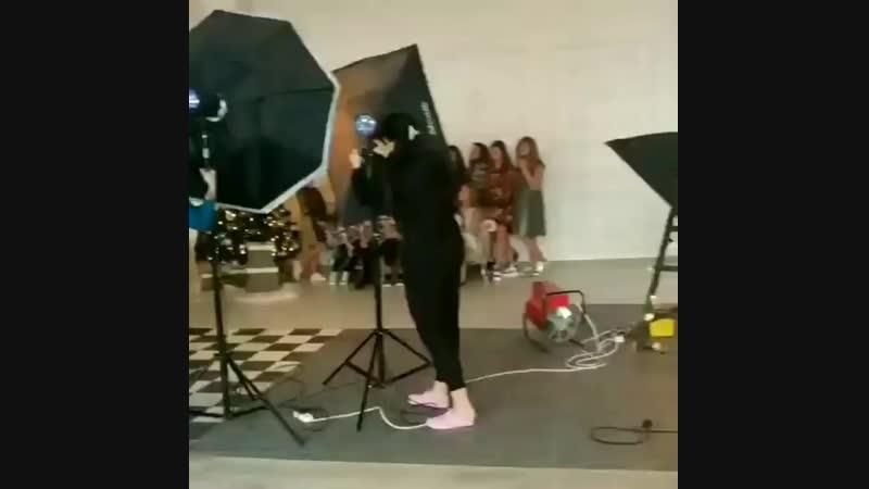 ◘ Backstage с фотосессии ◘