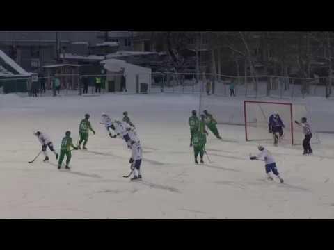 Моменты матча Водник - Сибсельмаш, 25 ноября 2018 года