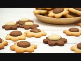 Моё любимое домашнее печенье