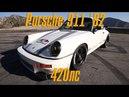 420 сильный Porsche 911 1982 го года Рожденный на Малхолланд Драйв BMIRussian