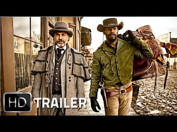 DJANGO UNCHAINED Trailer German Deutsch | FullHD 2013