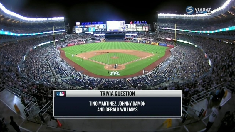 MLB 2018 RS TB Rays - NY Yankees Serie 5 Game 1
