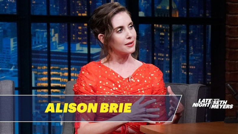Alison Brie Threw a Disastrous Surprise Party for Dave Franco