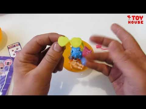 LOL НОВИНКА! 8 серия? Фиолетовый шар ЛОЛ КОНФЕТТИ ПОП! Куклы лол с крыльями. Распаковка и обзор ЛОЛ. » Freewka.com - Смотреть онлайн в хорощем качестве