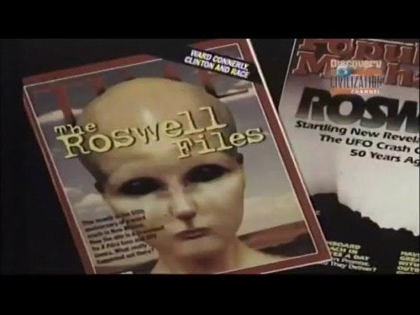 Conspirações : Misterio Em Roswell